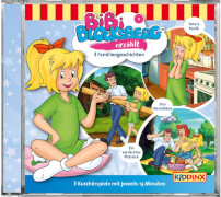 CD Bibi Blocksberg erzählt 1
