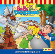 Bibi Blocksberg - Folge 119: Bibi und der Feuerdrache (CD)