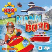 Feuerwehrmann Sam: Mann über Bord (CD)