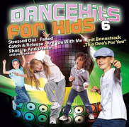 CD Dancehits for Kids 6