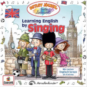 CD Learning English by Singin