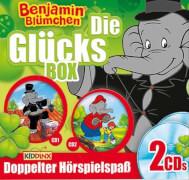 CD Benjamin Blümchen Glücks - Box