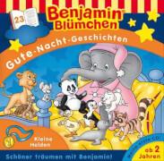 CD Benjamin Blümchen Gute Nacht 23