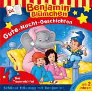CD Benjamin Blümchen Gute Nacht 24