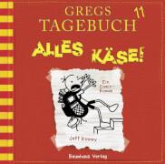 CD Gregs Tagebuch 11 - Alles Käse! Ab 10 Jahren