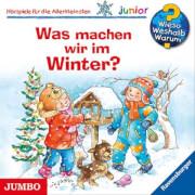 Was machen wir im Winter?, Audio-CD
