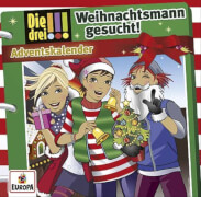 Kosmos Die drei !!! CD Adventskalender Weihnacht