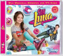 CD Soy Luna Folge 1+2