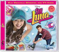 Soy Luna - Folge Folge 3 + 4 (CD)