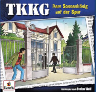 TKKG - Folge 195: Dem Sonnenkönig auf der Spur (CD)