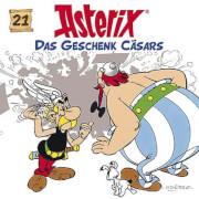 CD Asterix - Folge 21: Das Geschenk Cäsars Hörspiel