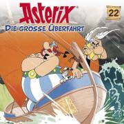 CD Asterix - Die gr.Überfahrt
