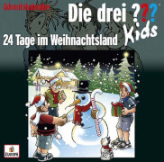 CD W Drei ??? Kids: 24 Tage