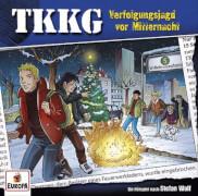 CD Tkkg-199/Verfolgungsjagd vor Mitternacht