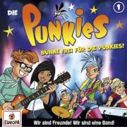 HCDS Punkies,Die-001/Bühne frei für die Punkies!