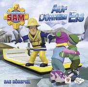 ACDS Feuerwehrmann Sam - Auf Dünnem Eis-Das Hörspiel.  Für Kinder ab 3 Jahre.