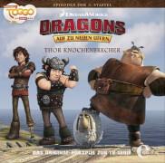 Dragons - Folge 23: Thor Knochenbrecher / # (CD)