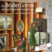 CD Brüder Grimm u.d.Rätsel ..