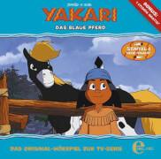 Yakari - Folge 27: Das blaue Pferd / … (CD)