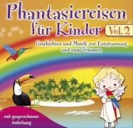 CD Phantasiereisen für Kinder