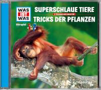 Tessloff WAS IST WAS Hörspiel: Superschlaue Tiere/ Tricks der Pflanzen