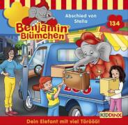 CD Benjamin Blümchen 134
