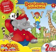 CD Benjamin Blümchen Box: Törööö