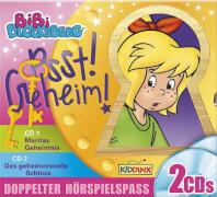 CD Bibi Blocksberg - CD-Box: Psst! Geheim! Hörspiel
