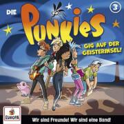 HCDS Punkies,Die-003/Gig auf der Geisterinsel