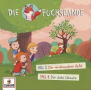 HCDS Fuchsbande,Die-002/Fall 3: Der verschwundene Apfel