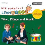CD Lernraupe: Töne,Klänge