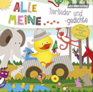 CD D536Alle meine Tierlieder u.-gedichte 1CD