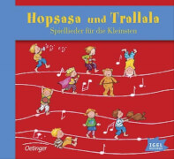 CD Hopsasa und Trallala 1 CD