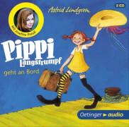 Lindgren, Pippi geht an Bord 2 CD