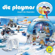 CD Playmos 54: Eispiraten