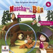 CD Mascha und der Bär 4: geht zum Zirkus