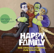 CD  Happy Family-Original Hörspiel Zum Kinofilm