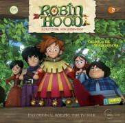 Robin Hood - Folge 9: Geld für die Waisenkinder / ... (CD)