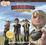 Dragons - Folge 25: Die dunklen Klippen (CD)