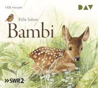 CD Bambi Hörspiel