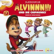 CD Alvin&Chipmunks TV Serie 7