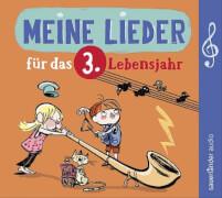 CD Lieder f.d. 3. Lebensjahr