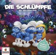 CD Schlümpfe,Die-Die Schlümpfe-Das verlorene Dorf-Hörspiel