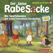 CD Kleine Rabe Socke,Der-05: Die Sportskanone Hörspiel+D2367