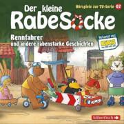 CD Kleine Rabe Socke,Der-07: Rennfahrer Hörspiel