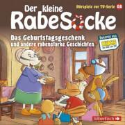 CD Kleine Rabe Socke,Der-08: Geburtstagsgeschenk Hörspiel