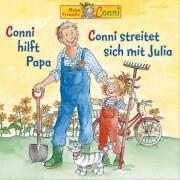 CD Conni-50: Conni Hilft Papa/Streitet Sich Mit Julia Hörspiel