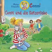 CD Conni-51: Conni und die Katzenliebe. Hörspiel