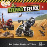 CD Dino Trux 8:Die Höhle