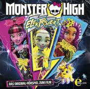 CD Monster High:Elektrisiert